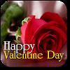 Valentine Grußkarte 2017