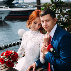Wedding photographer Slava Blinov (Slavablinoff). Photo of 10.08.2016