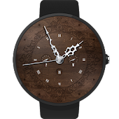 Carpenter Wooden Watch Face