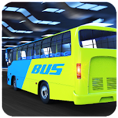 Tourist Bus Parking Transport Coach Driving Sim 3D