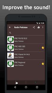 Radio Online Pakistan - náhled