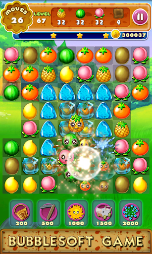 Fruit Smash - screenshot