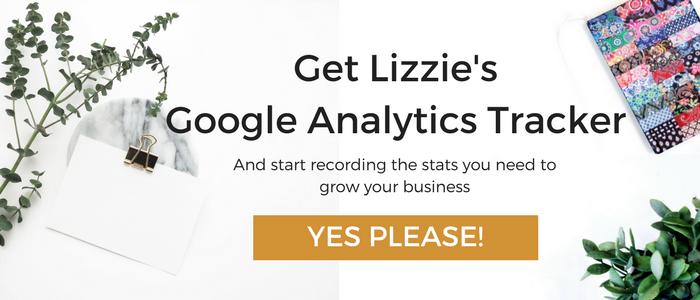 Google Analytics Tracker