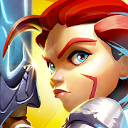 Download Game Dragonstone: Guilds and Heroes APK Mod Free