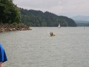 Photo: dopływają ludziki