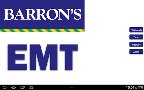 Barron's EMT Exam Review