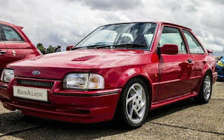 Ford Escort Rs Turbo Rent East Midlands