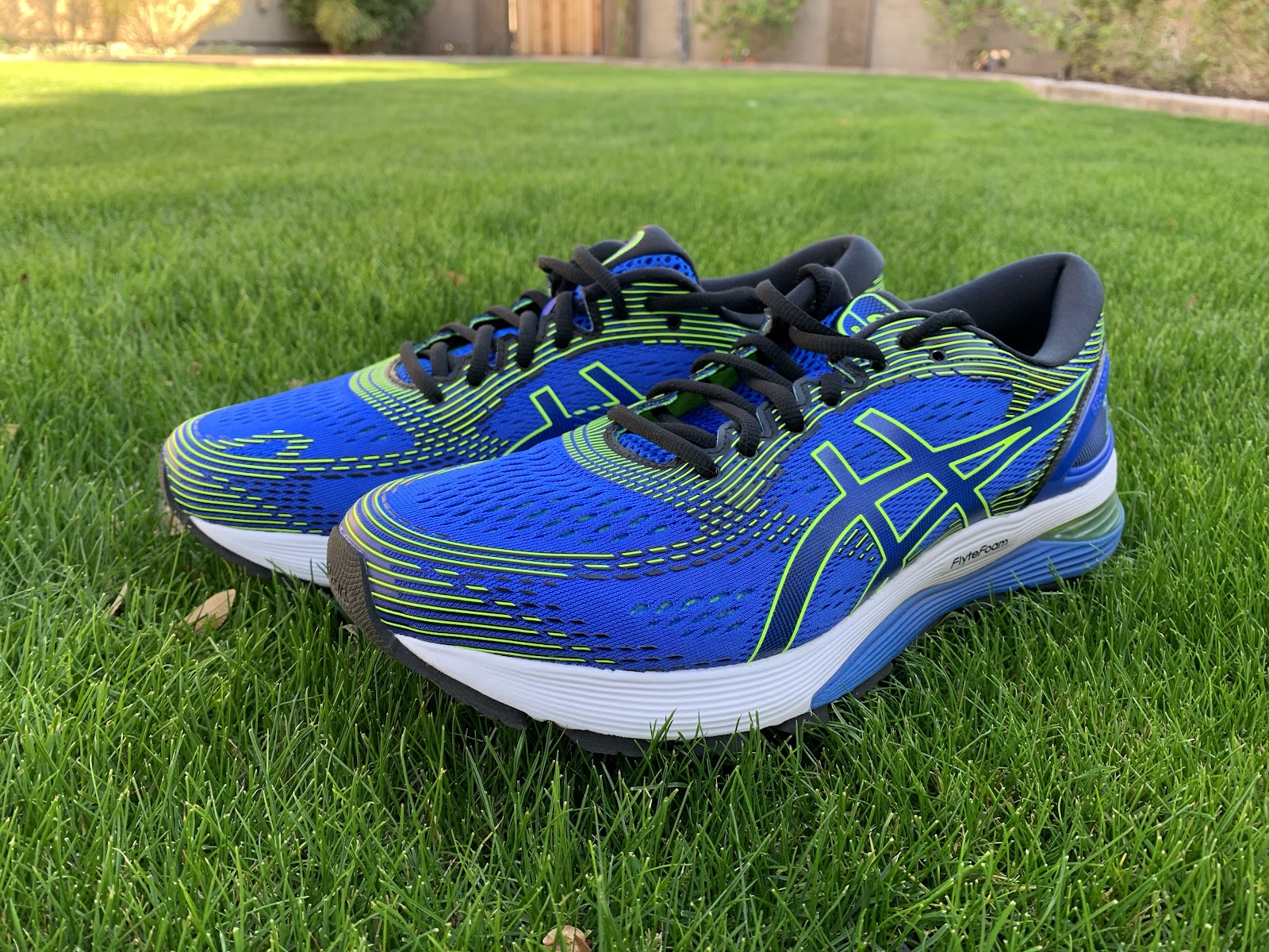 Road Trail Run: ASICS GEL Nimbus 21 Review: The N Formula Deftly Tuned