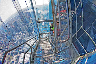 Photo: WTC progress, wow its up their