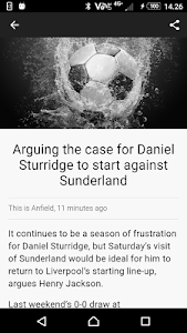 Football News screenshot 5