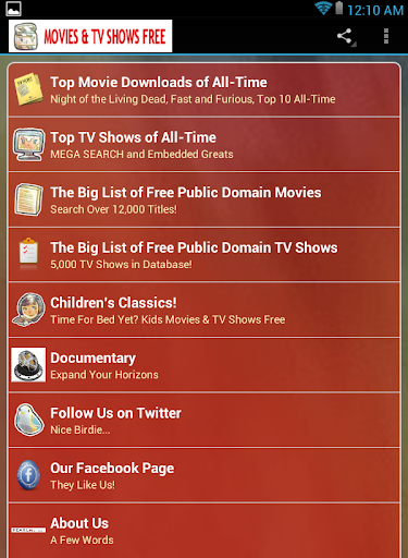 Movies TV Shows Free