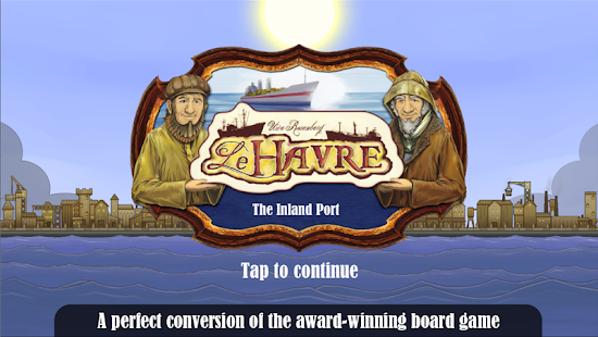 Le Havre: The Inland Port cracked apk
