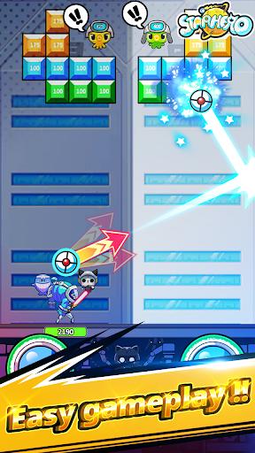 StarHero : Brick breaker shooter 1.2.51 screenshots 5