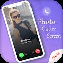 Photo Caller Screen : Full Screen Caller ID icon