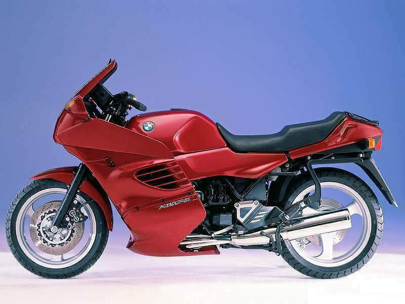 BMW K 1100 RS manual taller - servicio- mecanica y despiece