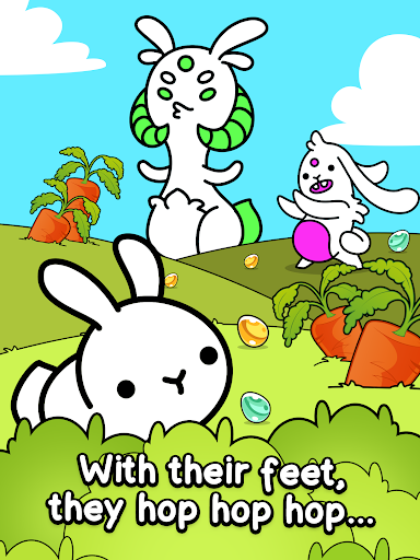 Rabbit Evolution - Tapps Games apkpoly screenshots 9
