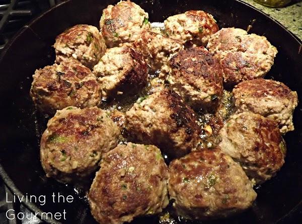 Open Faced Meatball Sandwich Recipe