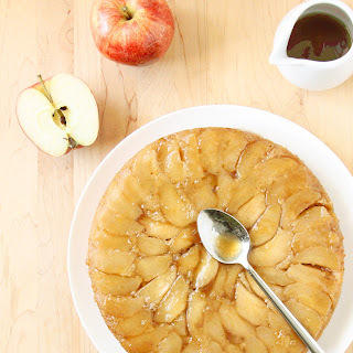 Upside Down Apple Cake With Caramel Sauce Recipes