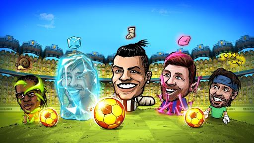 Merge Puppet Soccer: Headball Merger Puppet Soccer screenshots 2