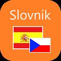 Španělsko-český slovník s výukou icon