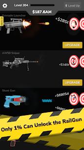Gun Idle MOD Apk 1.3 (Unlimited Money) 4
