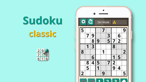 Sudoku classic modavailable screenshots 1