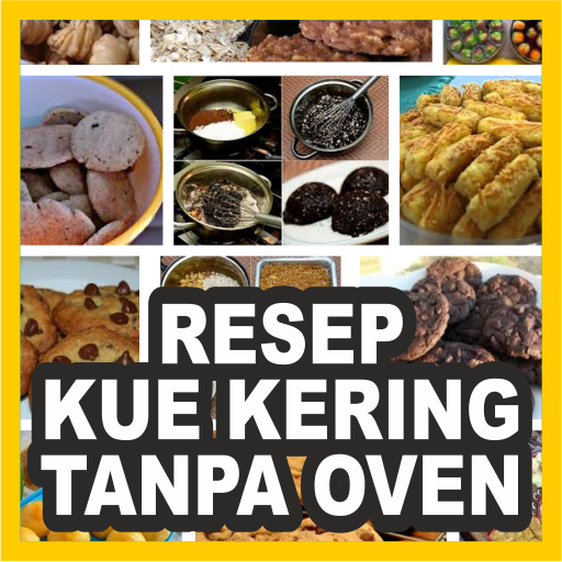 Resep Kue Kering Tanpa Oven Applications Sur Google Play