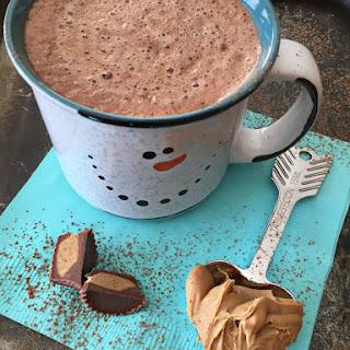 Peanut Butter Hot Cocoa.