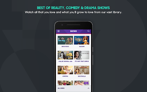 Voot TV Shows Movies Cartoons- screenshot thumbnail