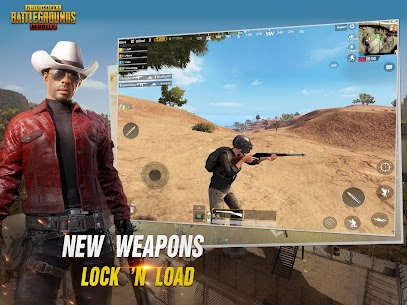 PUBG MOBILE MOD 0.5.0 (Unlimited Money) Apk + Data 9