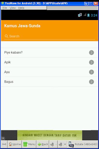 Kamus Jawa-Sunda