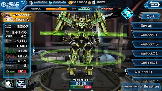 Robot Tactics – Brave Warriors Final Battle 8