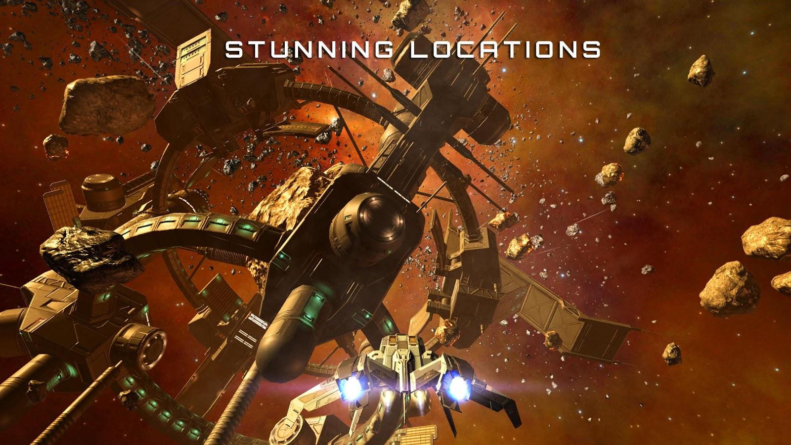 Subdivision Infinity- screenshot