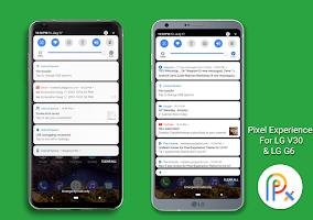 Pixel Experience Theme for LG V30 LG G6 LG V20 - Android app
