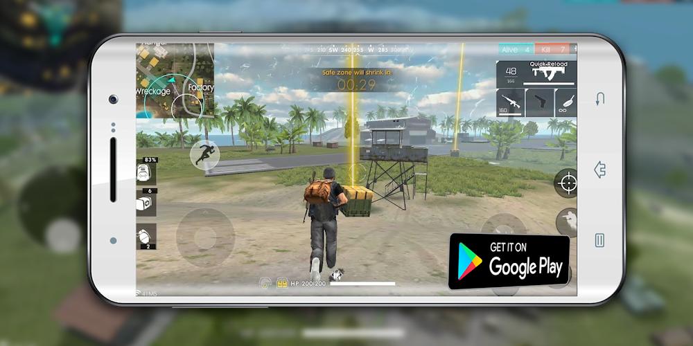 फ्री फायर गेम डाउनलोड