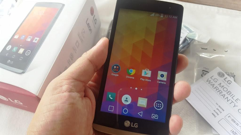 lg leon camera. lg leon 5/5 review rating lg leon camera
