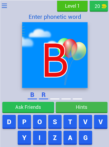 Phonetic Alphabet Quiz 7.2.3z screenshots 19