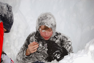 Photo: Snow Caving Photos #5