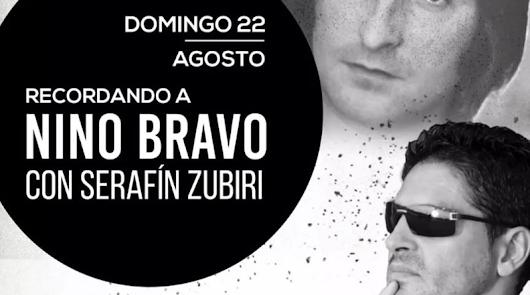 La Banda Municipal recordará a Nino Bravo con Serafín Zubiri