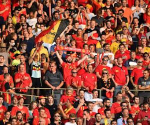 200 supporters belges seront présents pour le match des Diables rouges au Kazakhstan