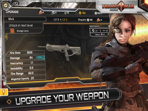 Project War Mobile screenshot 12