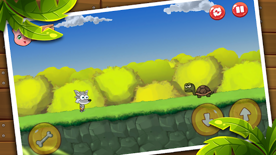 Wolfboy Adventure Pro Screenshot