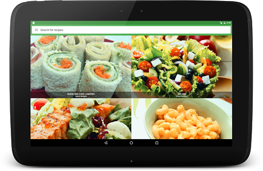 Lunch Recipes  screenshots 9