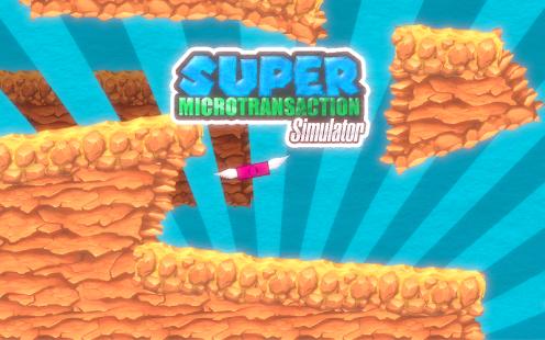 Super Microtransaction Simulator - náhled