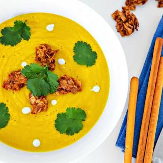 Healing Coconut Pumpkin Soup