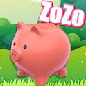 ZoZo Piggy - Cross the Road icon