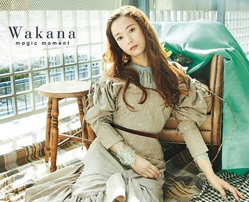 前 Kalafina 華麗菲娜 成員 Wakana 第二張個人專輯 《magic moment》在台發行