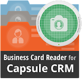 Free Business Card Reader for Capsule CRM