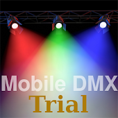 Mobile DMX Trial