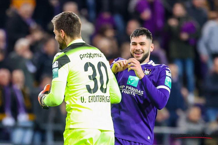 'Anderlecht mag hopen en ziet concrete piste afhaken voor Van Crombrugge'